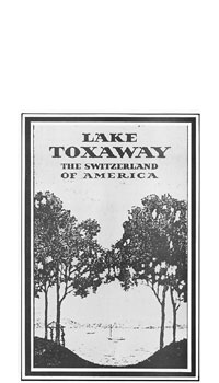 An early advertising poster